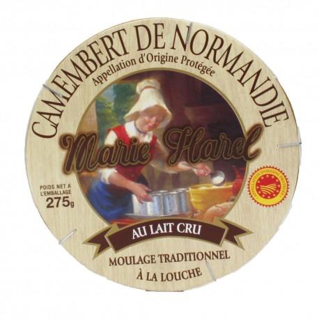 Camembert cru AOC 275g