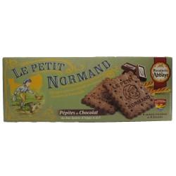 Etui Normand Pépites de chocolat 140g