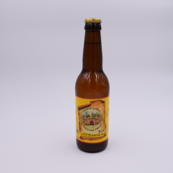 """Bière Blanche 33 cl """"La Faye Blanche"""""""