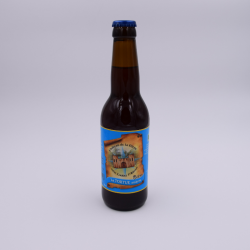 """Bière Ambrée 33 cl """"La Tortue"""""""
