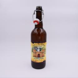 """Bière Blonde 75cl """"Le Tigre Blanc"""""""
