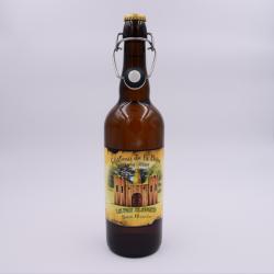 """Bière Blanche 75 cl """"La Faye Blanche"""""""