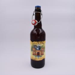 """Bière Ambrée 75 cl """"La Tortue"""""""