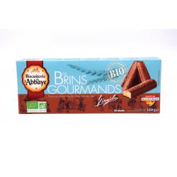 Brins gourmands Bio, étui de 160g.