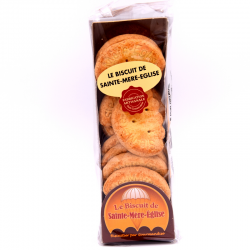 Biscuit de Sainte Mère l'Eglise, paquet de 150 g.
