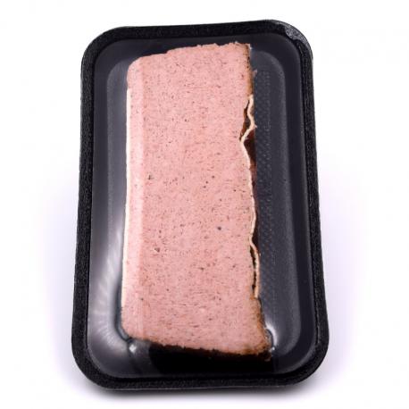 Pâté de foie de porc en tranche 220g