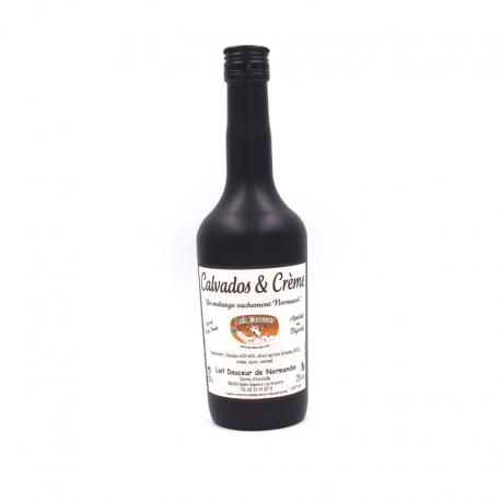 Calvados et Crème 50cl.