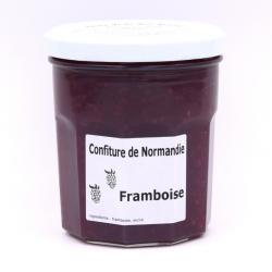 Confiture de Framboise, pot de 370g.