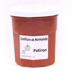 Confiture de Potiron, pot de 370g.