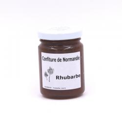 Confiture de Rhubarbe, pot de 110g.