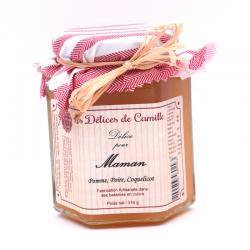 """""""Délice pour ma Maman"""", pot de 310g."""