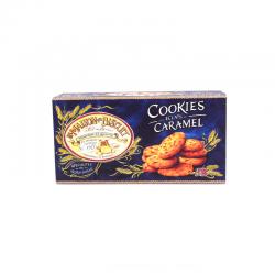Cookies au caramel d'Isigny, sachet de 200g.