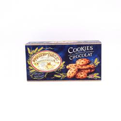 Cookies aux pépites de chocolat, sachet de 200g.
