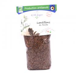Lentillons du Perche, sachet de 500g.