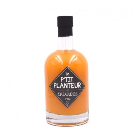 P'tit Planteur au Calvados, Bouteille de 50 cl.