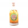 P'tit Calva arrangé, Fruits de la passion et Ananas, Bouteille de 50 cl.