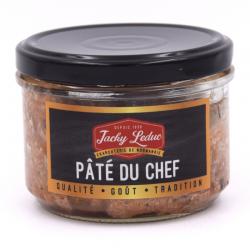 Pâté du Chef Jacky Leduc Verrine 180G