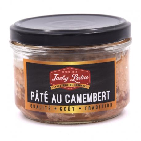 Pâté au Camembert Jacky Leduc Verrine 180g