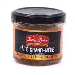 Pâté Grand-Mère au Calvados Jacky Leduc Verrine 90G