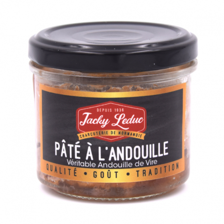 Pâté à l'Andouille Jacky Leduc Verrine 90g