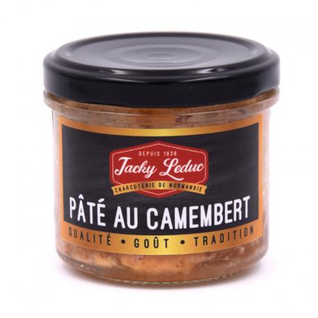Pâté au Camembert Jacky Leduc Verrine 90g