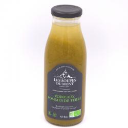 Soupe Poireaux/ Pomme de terre 0.5 L