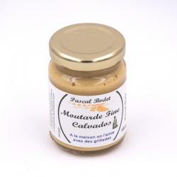 Moutarde Calvados 100 G Pascal Boudet
