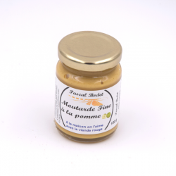 Moutarde Pomme 100 G Pascal Boudet